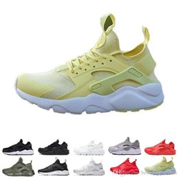 $enCountryForm.capitalKeyWord Australia - Huarache 4.0 1.0 Running Shoes Mens Womens Triple White Black Red Rose Huraches Ultra Breathe Athletic Sports Sneakers Size 36-45