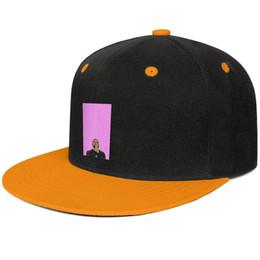 Background Prints Australia - Drake Pink background Snapback Trucker Cap Professional All Cotton Caps Fit Dad Men's Womens Hat