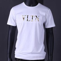 ebfb42016acf5 19SS nueva camiseta para hombre marca de lujo ropa de diseñador moda urbana  Camuflaje camiseta 8151