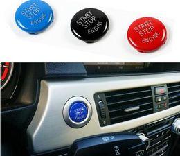$enCountryForm.capitalKeyWord Australia - Car Engine START Button Replace Cover STOP Switch Accessories Key Decor for BMW X1 X5 E70 X6 E71 Z4 E89 3 5 Series E90 E91 E60