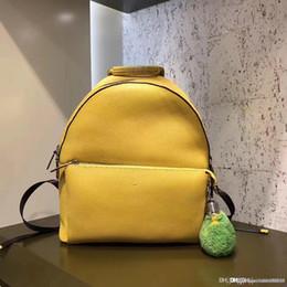 $enCountryForm.capitalKeyWord NZ - 2018 Fashion bags handbags crossbody women top quality calfskin genuine leather Litchi striped monster handbags backpack free shipping dhl