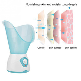 $enCountryForm.capitalKeyWord Australia - 50ml Nano Face Moisturizing Steamer Facial Mister Warm Cold Mist Atomization Sprayer EU Plug Skin Care