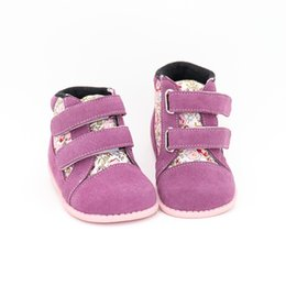 martin lights UK - Tipsietoes 2018 New Winter Children Shoes Leather And Cloth Martin Boots Kids Snow Girls Boys Fashion Sneakers Chaussure Fille Y19062001