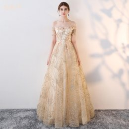 $enCountryForm.capitalKeyWord NZ - Lace Sexy Elegant 2018 Evening Dresses Sweetheart A-line Sequined Prom Dresses Cheap Bridesmaid Formal Party Pageant Gowns