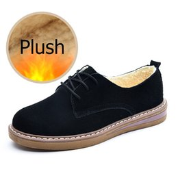 woman shoes sale NZ - 2019 Fashion Shoes Women Flat Moccasins Oxford for Women Shoes Sneathers Leather Suede Lace Up Woman Hot Sale