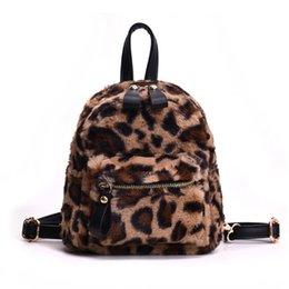 Kawaii Cute Backpacks Australia - 2019 FashionWobag Fashion Plush Women s Backpack  Cute Backpack Teenagers Children Mini d1544e7cd4