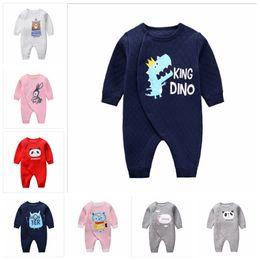 1c18219f6 BaBy Boys winter onesies online shopping - Newborn infant baby boys girl  spring long sleeve animal