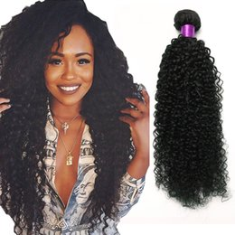 $enCountryForm.capitalKeyWord Canada - 4PCS 7A Brazilian Kinky Curly Human Hair Weaves Brazilain Virgin Hair Weave Bundles Peruvian Brazilian Kinky Curly Virgin Hair Curly