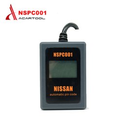nissan pin code 2019 - Hand-held NSPC001 for Nissan Automatic Obd2 Scanner Pin Code Reader Auto Diagnostic Free Shipping by DHL