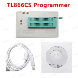 Flash Drive Ic Australia - Freeshipping 100% New TL866CS Programmer MiniPro High Speed USB Programmer EPROM EEPROM FLASH for 1300 IC