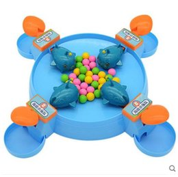bean machine Canada - Beefenle Seabed Team Bean Machine Genuine Toys Parent-Child Interactive Bean Ball Play Children's Intelligence