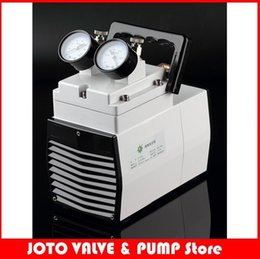 Multistage water puMps online shopping - 220v v LH L NEW Hot Sale Lab Low Price Oilless Diaphragm Medical Vacuum Pumps