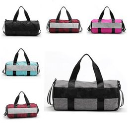 $enCountryForm.capitalKeyWord Canada - Canvas secret Storage Bag organizer Large Pink Men Women Travel Bag Waterproof Casual Beach Exercise Luggage Bags