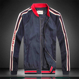 Sport 89 online shopping - Autumn Men Designer Jacket Coat Sports Brand Sweatshirt Hoodie With Long Sleeve Zipper Windbreaker Mens Clothing Hoodies Tops