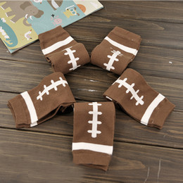 Infant tIghts sock online shopping - 201910 Baseball Socks Baby Football Basketball Soccer Leg Warmers Infant Legging Tights Leg Warmer Kids Long Socks Stockings Colors M795F