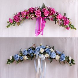 $enCountryForm.capitalKeyWord Australia - 2019 Wedding arch Decorations flowers wall Vine wreath Artificial Flowers garland Hanging branches Wall flowers Garlands