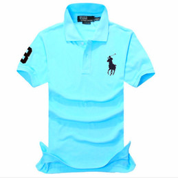 Big Man Polo Australia - Plus Size S-5XL Brand New Men's Polo Shirt High Quality Men Cotton Short Sleeve shirt Summer Big Horse Embroidery Mens polo Shirts 2019