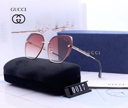 Glasses Trade Australia - 2019 brand men and women driving high definition large frame sunglasses polaroid hd resin lenses.Model no. : 00017.Foreign trade for