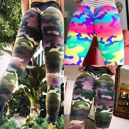 $enCountryForm.capitalKeyWord NZ - Lady Women's Yoga Workout Leggings Fitness Sports Gym Running Fashion Athletic Pants Training Rainbow Dropshipping#0416
