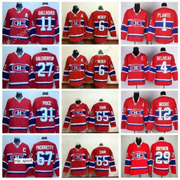 shea cotton Canada - Canadiens Jerseys Montreal 2016 Winter Classic Hockey 11 Brendan Gallagher 6 Shea Weber 14 Tomas Plekanec 9 Maurice Richard 31 Carey Price