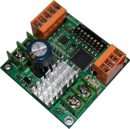 12 24V180W DC Motor Drive Board Governor Current PID Positive and Negative