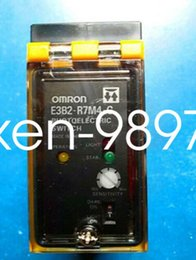 omron photoelectric sensors UK - 1PC Brand New OMRON photoelectric switch sensor E3B2-R7M4-G #HC