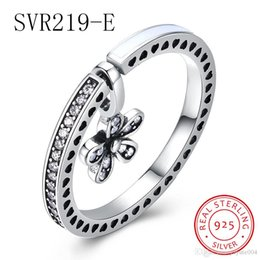 19SS LUXURY Silver Wedding Engagement Band Ring Simple Causal Wedding Rings Bijouterie For Women Lover's Fashion Jewelry