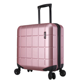 """$enCountryForm.capitalKeyWord NZ - PC18""""Boutique trolley case,Flight attendant boarding password box,Hard shell luggage,Silent caster suitcase,valise,Gift trunk"""