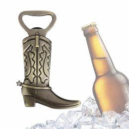 $enCountryForm.capitalKeyWord UK - Vintage Bronze Alloy Cowboy Boot Shape Bottle Opener Personality Bar Kitchen Tool Soda Beer Bottle Cap Opener Wedding Favor Gift