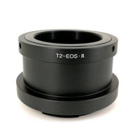 Screw Mirror NZ - T2-RF Lens Mount Adapter Ring for T2 T Telephoto Mirror Reflex Screw Lens Telescope Microscope & EOS R EOSR RF Body T-RF