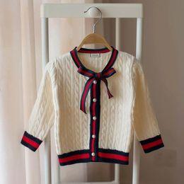 Korean fashion cardigan online shopping - girls cardigans Korean Edition Children s Clothes Children Sweater Wind fashion kids clothing