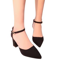 Venta al por mayor de Zapatos de vestir de diseñador YOUYEDIANbo bombas mujer cristal damas verano bombas tacones altos cuña ## *