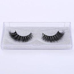 $enCountryForm.capitalKeyWord Australia - 3D mink false eyelashes natural curling hot sale end elongate long Eyelashes cross border explosion Free shipping