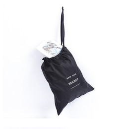 Drawstring unDerwear online shopping - Travel Storage Bag Suitcase Shoes Underwear Drawstring Bag Waterproof Organizer Clothes Packing Women Drawstring