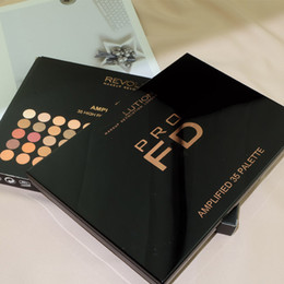 Makeup palette Mirror online shopping - Eye Shadow Palette Makeup Newest PRO colors eye shadow Shimmer Matte Eyeshadow With Makeup and Mirror High end Black Box