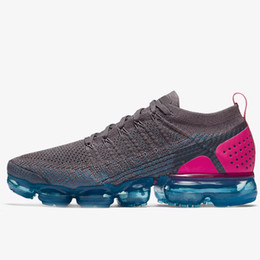 $enCountryForm.capitalKeyWord NZ - box NEVP2b hot sale cheap Men Women Sports outdoors shoes 2 Vapors Fly 2.0 Knit 2s Official Luxury designer running Breathable Durable
