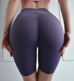 Tight Sport Shorts Women Australia - 2019 Women High Waist Yoga Shorts Running Gym Tights Fitness Shorts Quick Dry Elastic Pants Summer Sports Shorts Compression Short Leggings
