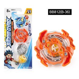 Beyblade Metal Masters NZ - New 8 Style 4.5cm Toupie Beyblade Burst Metal Fusion Bayblade Spinning Top BB812 4D Master Toys For Children Boy