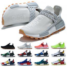 $enCountryForm.capitalKeyWord Australia - NMD HUMAN RACE boost platform shoes fashion Pharrell Williams Mc Tie Dye Solar Pack Mother designer Chaussures star golden mens Sports Shoes