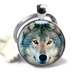 China Keychain Vintage Wolf Face Keychain,Vintage Animal Art Pendant Key Chain,Handmade Keychain,Vintage Jewelry,Fashion Jewelry style025785 suppliers
