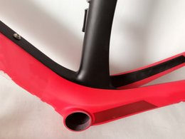 $enCountryForm.capitalKeyWord NZ - 2019 Factoty top selling road bike carbon frame ud glossy red black bicycle carbon frame bb386 xxs xs s m L +handlebar bicycle frames in sto