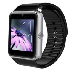 $enCountryForm.capitalKeyWord Australia - High Quality GT08 Bluetooth Smart Watch with SIM Card Slot and NFC Health Watchs for Android Samsung and IOS Apple iphone Smartphone