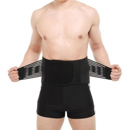 Wholesale Professional Sports Belts Back Waist Protection Support Bar Fitness Squat Weightlifting Hard Pull Belt Lumbar Support Waist Pain