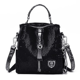 Small Ladies Backpacks Handbags Australia - 2019 new fashion shoulder bag handbags new casual small backpack soft leather wild multi-function high quality ladies backpack