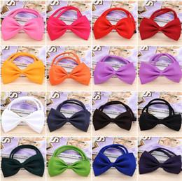 $enCountryForm.capitalKeyWord Australia - stock Pet headdress Dog neck tie Dog bow tie Cat tie Pet grooming Supplies Multicolor can choose