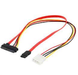 "$enCountryForm.capitalKeyWord Australia - 7 Pin SATA Serial ATA to SAS 29 Pin & 4 Pin Power Cable Male Connector Adapter for 2.5"" inch HDD Hard Disk Drive F free shipping hot sell"