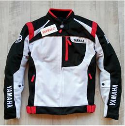 Racing Motorcycle Jackets Australia - yamaha mens motorcycle racing chaqueta moto riding clothing jacket men jaqueta motoqueiro jackets waterproof armor cross coat S