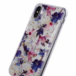sequin phone covers 2019 - For Huawei P30 Pro Mate 20 Nova 3 3i 4 P20 Lite Foil Confetti Flower Soft TPU Cases Fruit Sequin Flake Luxury Floral Ros