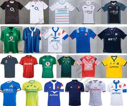 ecb99d684f9 Ireland Rugby Jerseys Canada - 2019 World Cup National Team Rugby Jerseys  Mate Tonga Ireland IRFU