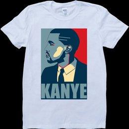 $enCountryForm.capitalKeyWord Australia - Kanye West Poster White, Custom Made T-Shirt Men Women Unisex Fashion tshirt Free Shipping black